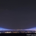 Bridge over the bosphorus