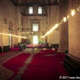 Inside Kaptani Derya İbrahim Pasa mosque