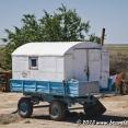 Half Cart / Half House