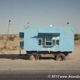Desert drive in