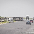 Truck crashed :-/