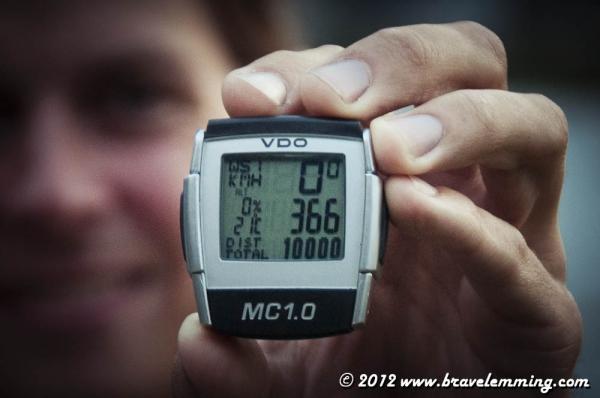 10000 km !!!