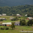 A village in the Carpathians