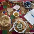 Uzbek spaghettis !