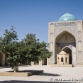 Bukhara, one of the nicest city on the Silk Road