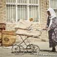In the streets of Bukhara