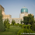 The Registan of Samarkand